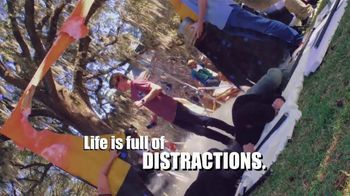 Stop the Texts, Stop the Wrecks TV Spot, 'Life Is Full of Distractions'