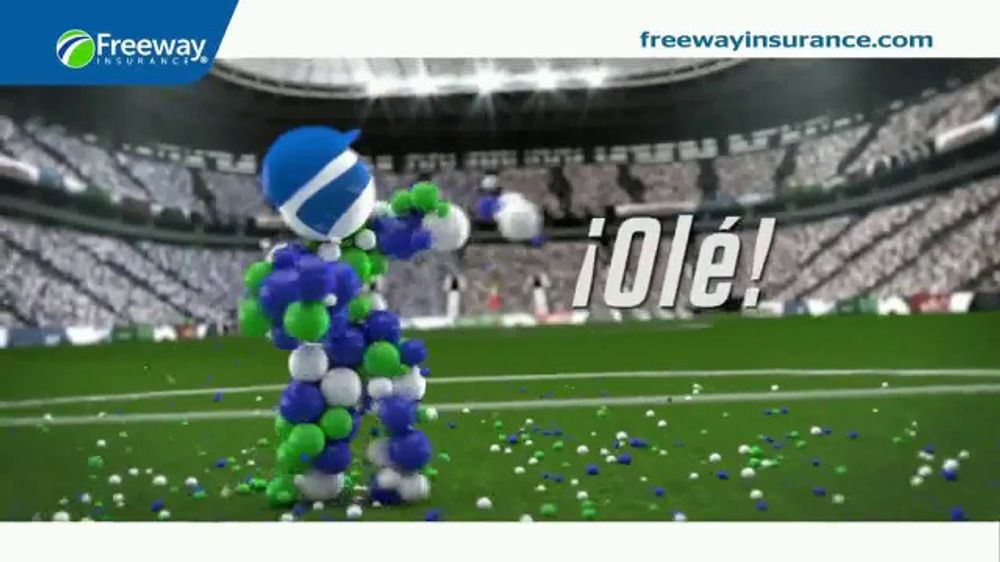 Freeway Insurance TV Commercial, '??Ol??!'