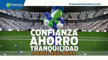 Freeway Insurance TV Spot, '¡Olé!' [Spanish] - Thumbnail 4