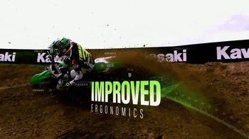2019 Kawasaki KX450 TV Spot, 'Next Level' - 144 commercial airings