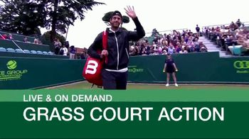 Tennis Channel Plus TV Spot, 'Grass Court Action: The Boodles'
