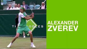Tennis Channel Plus TV Spot, 'Grass Court Action: The Boodles' - Thumbnail 6