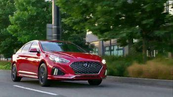 2018 Hyundai Sonata TV Spot, 'More Intelligent Sedan' [T2] - Thumbnail 2