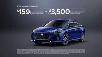 2018 Hyundai Sonata TV Spot, 'More Intelligent Sedan' [T2] - Thumbnail 6