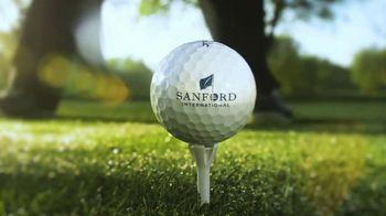 Sanford Health TV Spot, '2018 Sanford International' Featuring Andy North