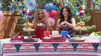 Target TV Spot, 'Food Network: Fourth of July Piece of Cake Party' - 3 commercial airings