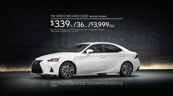 2018 Lexus IS TV Spot, 'The Engagement' Song by The Everyday Visuals [T2] - Thumbnail 10