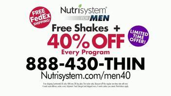 Nutrisystem for Men TV Spot, 'What Guys Want: 40% Off' - Thumbnail 10