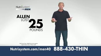 Nutrisystem for Men TV Spot, 'What Guys Want: 40 Percent Off'