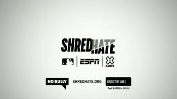 No Bully TV Spot, 'Shred Hate: Social Media' Featuring Trea Turner - Thumbnail 9