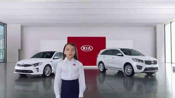 Kia America's Best Value 4th of July Event TV Spot, 'Space Helmet: Top Safety Pick' [T2] - Thumbnail 1