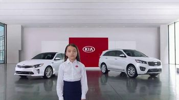 Kia America's Best Value 4th of July Event TV Spot, 'Space Helmet: Top Safety Pick' [T2] - Thumbnail 2