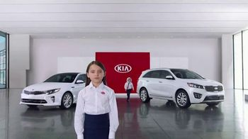 Kia America's Best Value 4th of July Event TV Spot, 'Space Helmet: Top Safety Pick' [T2] - Thumbnail 4