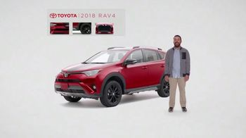 2018 Toyota RAV4 TV Spot, 'Tech Savvy' [T1] - Thumbnail 1