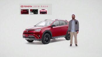 2018 Toyota RAV4 TV Spot, 'Tech Savvy' [T1] - Thumbnail 2