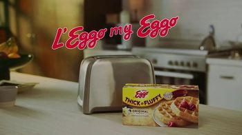 EGGO Thick & Fluffy Waffles TV Spot, 'Whisper' - Thumbnail 10