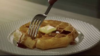 EGGO Thick & Fluffy Waffles TV Spot, 'Whisper' - Thumbnail 2