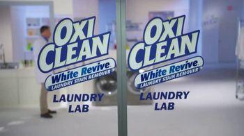 OxiClean White Revive TV Spot, 'Test Lab' - Thumbnail 1