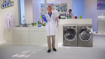 OxiClean White Revive TV Spot, 'Test Lab'