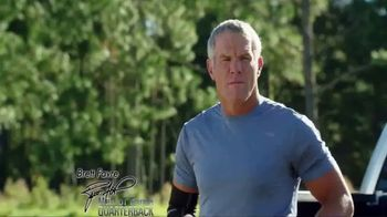 Copper Fit Advanced Back Pro TV Spot, 'When Legends Play' Featuring Brett Favre - Thumbnail 1