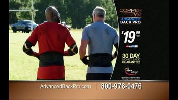 Copper Fit Advanced Back Pro TV Spot, 'When Legends Play' Featuring Brett Favre - Thumbnail 8