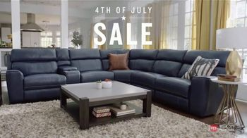 Value City Furniture 4th of July Sale TV Spot, 'Comfort and Value' - Thumbnail 10