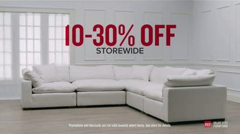 Value City Furniture 4th of July Sale TV Spot, 'Comfort and Value' - Thumbnail 7