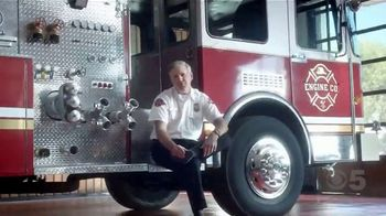 Lyrica TV Spot, 'Firefighter'