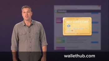 WalletHub TV Spot, \'A Better Credit Card\'