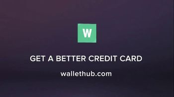 WalletHub TV Spot, 'A Better Credit Card' - Thumbnail 10