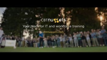 CBT Nuggets TV Spot, 'Train for Greatness' Featuring Aaron Wise - Thumbnail 9