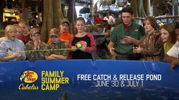 Bass Pro Shops Star Spangled Summer Sale TV Spot, 'Catch and Release Pond' - Thumbnail 10