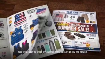 Bass Pro Shops Star Spangled Summer Sale TV Spot, 'Catch and Release Pond' - Thumbnail 3