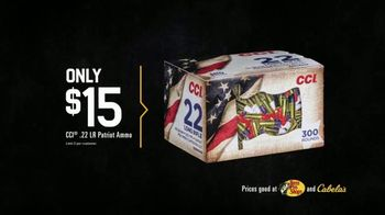Bass Pro Shops Star Spangled Summer Sale TV Spot, 'Catch and Release Pond' - Thumbnail 5