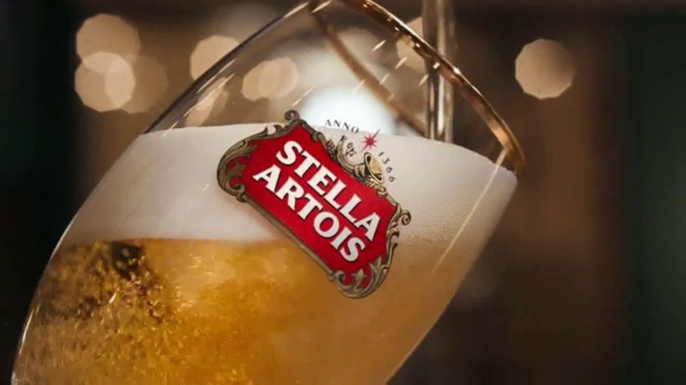 Stella Artois TV Commercial, 'Touch??'