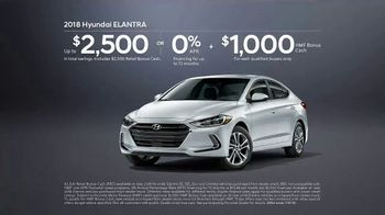 2018 Hyundai Elantra TV Spot, 'Want More Out of Your Next Car?' [T2] - Thumbnail 5