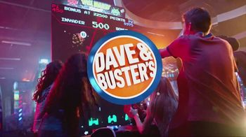 Dave and Buster's TV Spot, 'All Summer Long' - Thumbnail 1