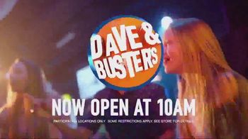 Dave and Buster's TV Spot, 'All Summer Long' - Thumbnail 6