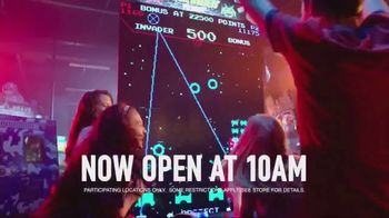 Dave and Buster's TV Spot, 'All Summer Long'