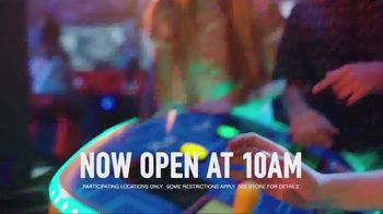 Dave and Buster's TV Spot, 'All Summer Long' - Thumbnail 5