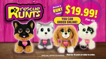Rescue Runts TV Spot, 'Pick Out the Fleas' - Thumbnail 10