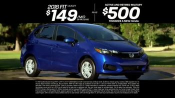 Honda 4th of July Sales Event TV Spot, 'Act Fast' [T2] - Thumbnail 4