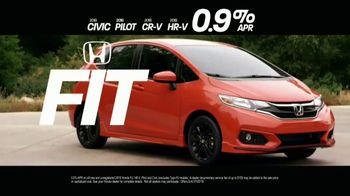 Honda 4th of July Sales Event TV Spot, 'Act Fast' [T2] - Thumbnail 6