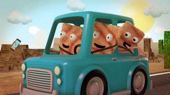 Cinnamon Toast Crunch TV Spot, 'Ultimate Road Trip Snack' - Thumbnail 1