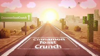 Cinnamon Toast Crunch TV Spot, 'Ultimate Road Trip Snack' - Thumbnail 8