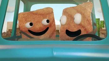 Cinnamon Toast Crunch TV Spot, 'Ultimate Road Trip Snack' - Thumbnail 4