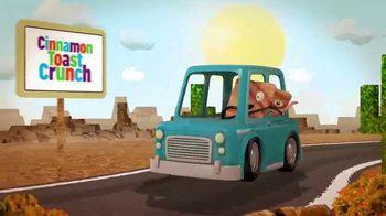 Cinnamon Toast Crunch TV Spot, 'Ultimate Road Trip Snack' - Thumbnail 5