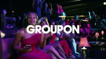 Groupon TV Spot, 'Front Row' Featuring Tiffany Haddish - Thumbnail 1