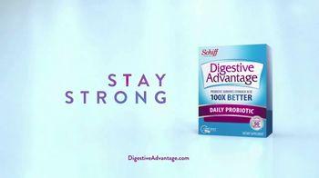 Schiff Digestive Advantage Probiotics TV Spot, '100 Times Better' - Thumbnail 10
