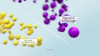 Schiff Digestive Advantage Probiotics TV Spot, '100 Times Better' - Thumbnail 5